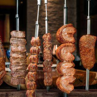 Una foto del restaurante Texas de Brazil - Santa Fe