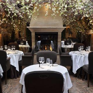 A photo of Clos Maggiore restaurant