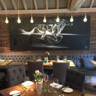 A photo of The Jockey Inn restaurant