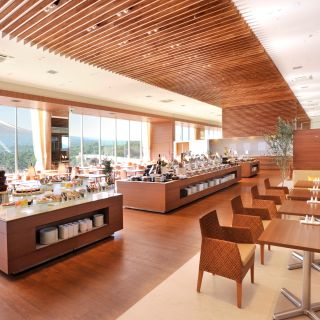 A photo of Resort Dining Fujiyama Terrace - Highland Resort Hotel & Spa restaurant
