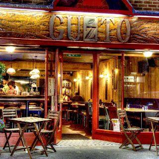 A photo of Guzto Wood Fire Pizza Restaurant restaurant