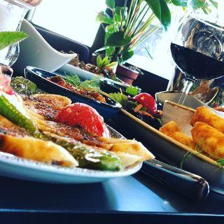 A photo of Gosht restaurant