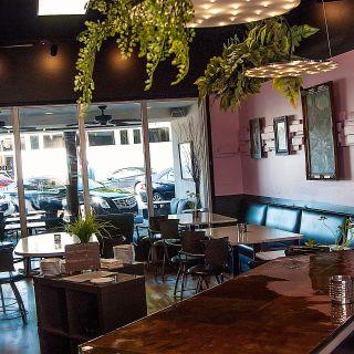 A photo of Melange restaurant