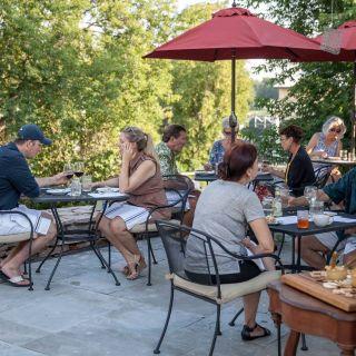Foto von The Kitchen @ Captain Visger House Restaurant