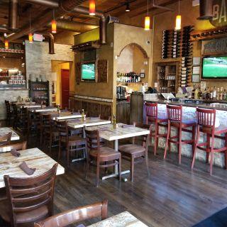 A photo of La Crosta Woodfire Pizzeria Italiana restaurant