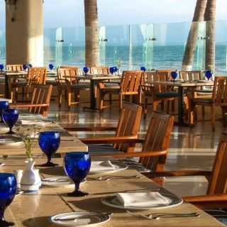 Una foto del restaurante Azul at Grand Velas Riviera Nayarit