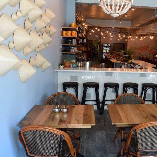 A photo of Bamboozle Cafe restaurant