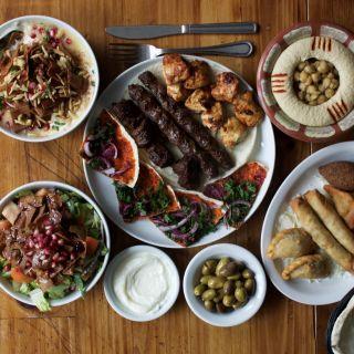 A photo of Garage Beirut restaurant