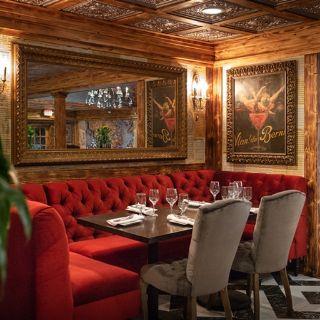 Rustica Lounge Bar & Restaurant