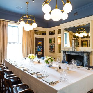 A photo of Ivy Clifton Brasserie Western Room restaurant