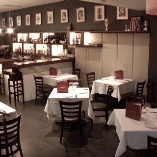 A photo of La Spiaggia restaurant