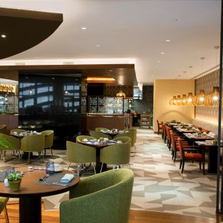 A photo of Saffron / Pearl Rotana Capital Centre / Abu Dhabi restaurant
