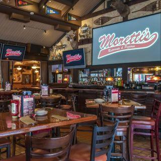A photo of Moretti's Ristorante & Pizzeria - Edison Park restaurant