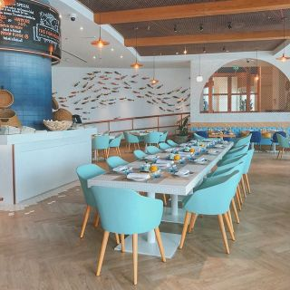 The Fish House - InterContinental Festival City