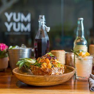 Una foto del restaurante YUM YUM by GEORGE