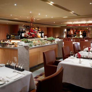 A photo of The Steak House WineBar + Grill - InterContinental Hong Kong restaurant