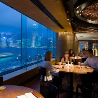 A photo of NOBU - InterContinental Hong Kong restaurant