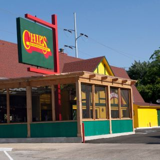 A photo of Chip's Old Fashioned Burgers - Park Cities restaurant