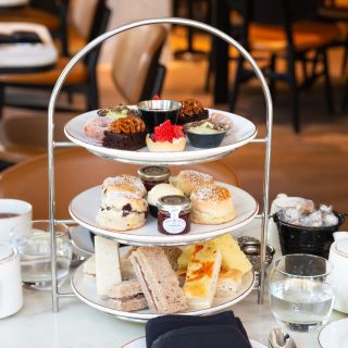 Afternoon Tea at Leicester Square Kitchen