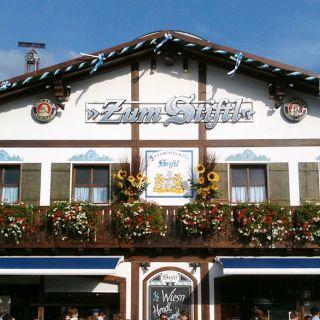 Una foto del restaurante Oktoberfestzelt 'Zum Stiftl'
