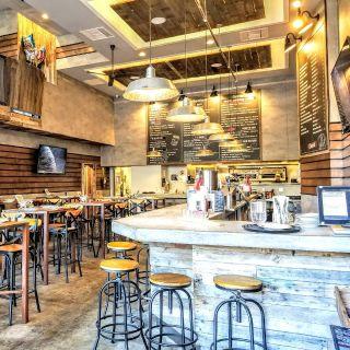 Una foto del restaurante Tapas & Beers