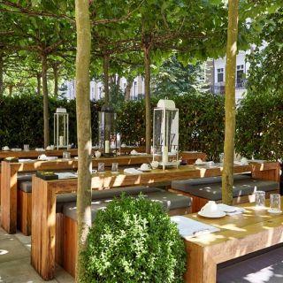 A photo of Café Forty One at La Suite West restaurant
