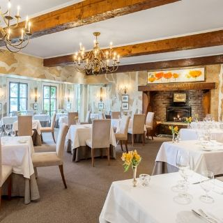 A photo of Restaurant Le Hatley - Manoir Hovey restaurant