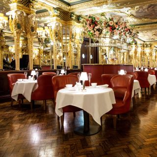 A photo of Afternoon Tea at the Oscar Wilde Lounge restaurant