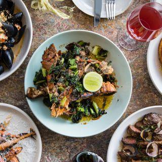 A photo of W Brisbane - Three Blue Ducks restaurant