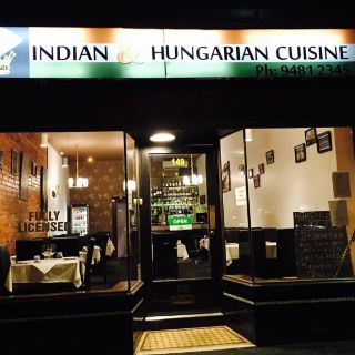 A photo of Diamond Indian & Hungarian Cuisine restaurant