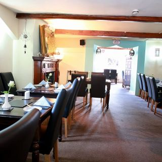 A photo of Blue Tiger Honley restaurant