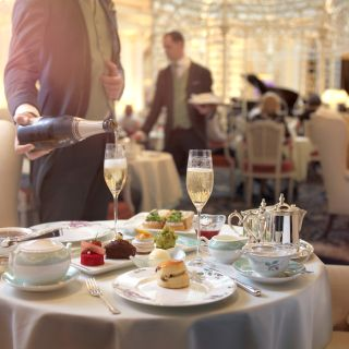 A photo of Afternoon Tea at The Savoy restaurant