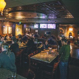A photo of JJ Mahoney's Irish Pub restaurant