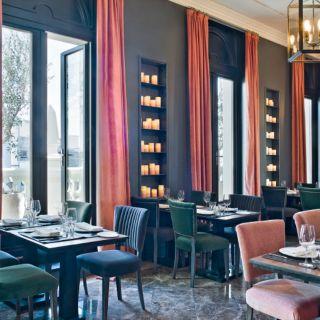 A photo of Ático Restaurant by Ramon Freixa restaurant