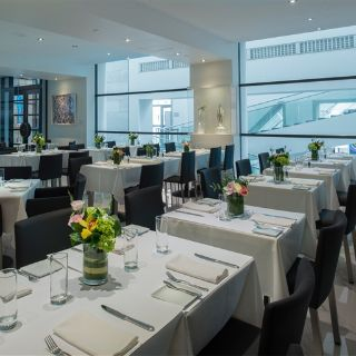 A photo of Le Beaux Arts Restaurant restaurant