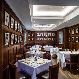 A photo of J Sheekey - The Restaurant restaurant