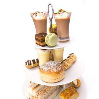 A photo of Afternoon Tea at Beechwood Hotel restaurant