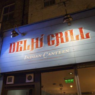 A photo of Delhi Grill restaurant