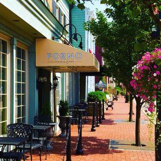 A photo of Forno Osteria & Bar Montgomery restaurant