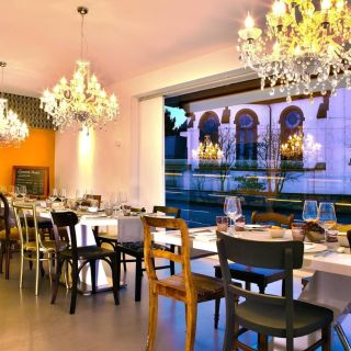 A photo of Gourmet Mondial restaurant