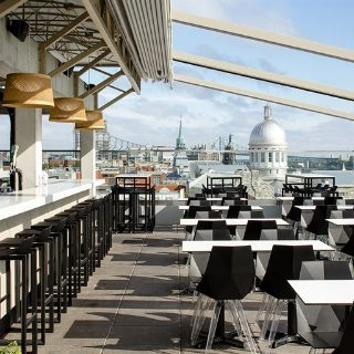 A photo of Terrasse William Gray restaurant