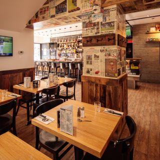 A photo of Bàcaro Urban Pizzeria - Westmount restaurant