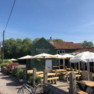 A photo of The Hollybush restaurant