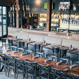 A photo of Eureka! - Dallas restaurant