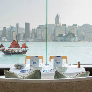 A photo of Rech by Alain Ducasse - InterContinental Hong Kong restaurant
