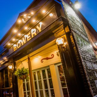 A photo of The Bowery Bar restaurant