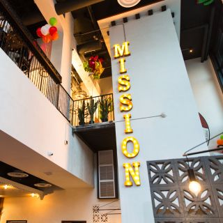 A photo of Mission Navy Yard restaurant