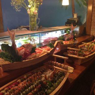 A photo of Owashi Sushi & Kitchen restaurant