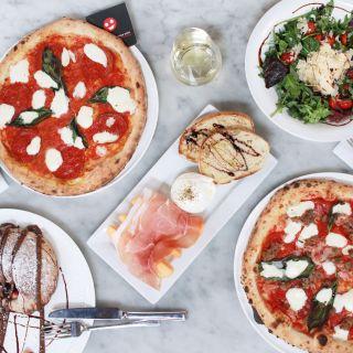 A photo of MidiCi Neapolitan Pizza - Gainesville restaurant
