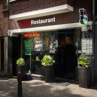 A photo of Amigo Grill Restaurant restaurant